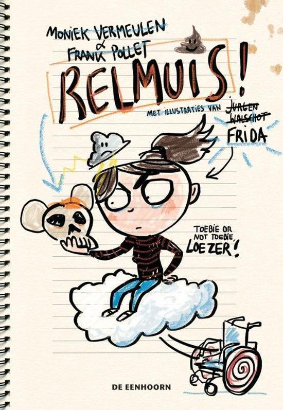 Boek cover Relmuis! van Moniek Vermeulen (Hardcover)