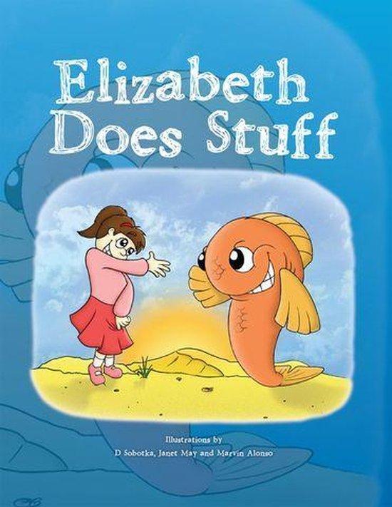 Boek cover Elizabeth Does Stuff van Walter Malcolm (Onbekend)