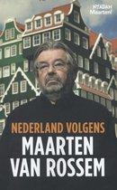 Boek cover Nederland volgens Maarten van Rossem van Maarten van Rossem