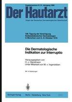 Die Dermatologische Indikation Zur Interruptio