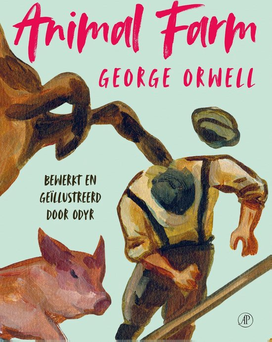 Animal farm [graphic novel]
