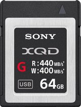 Sony XQD 64E-R flashgeheugen 64 GB XQD