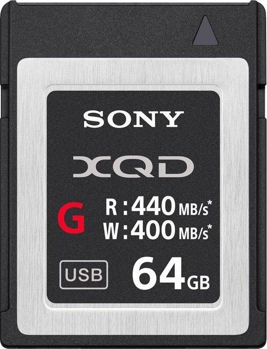 64GB XQD G serie Retail