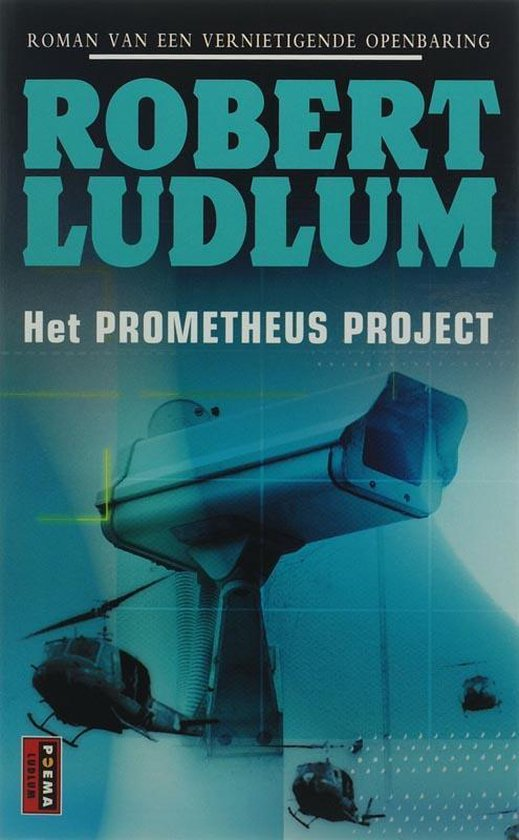 Het prometheus project - Robert Ludlum pdf epub