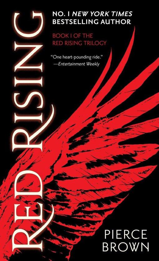 Boek cover Red Rising van Pierce Brown (Paperback)