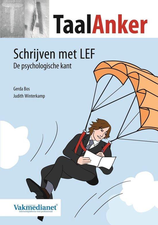 TaalAnker 095 - Schrijven met LEF - Gerda Bos |