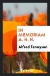 In Memoriam A. H. H.