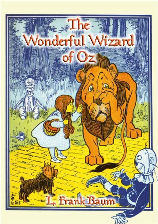 Bol Com The Wonderful Wizard Of Oz Book 1 In The Books Of Oz Series Ebook L Frank Baum