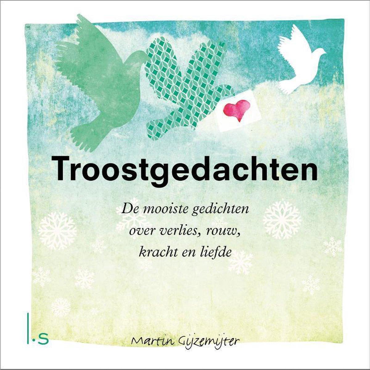 Fonkelnieuw bol.com   Troostgedachten, Martin Gijzemijter   9789024579167   Boeken LP-83