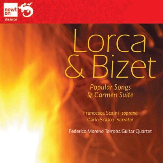 Lorca & Bizet; Popular Songs