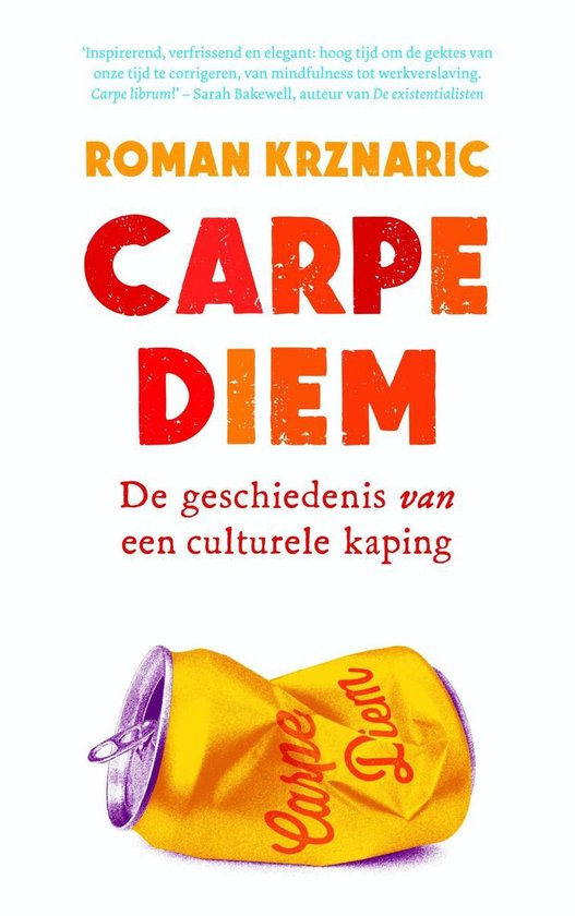 Carpe diem - Roman Krznaric  
