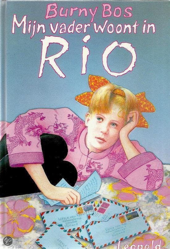 MIJN VADER WOONT IN RIO - Serena Romanelli  