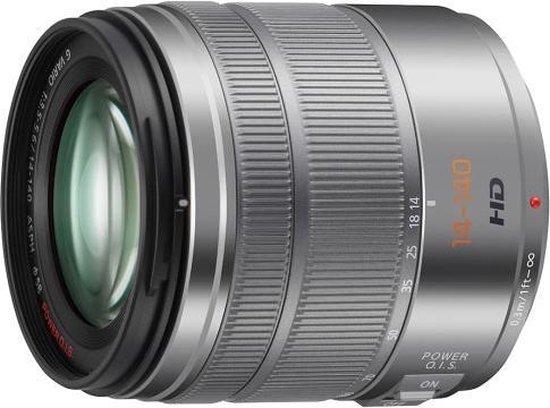 Panasonic G Vario 14-140mm f/ 3.5-5.6 OIS Zilver