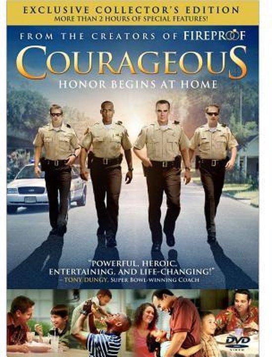 Cover van de film 'Courageous'