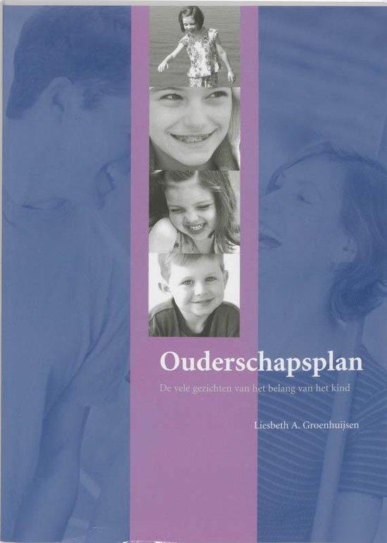 Ouderschapsplan - L.A. Groenhuijsen |