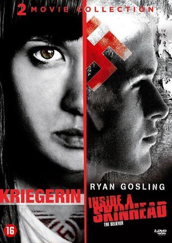 Cover van de film 'Kriegerin/Inside A Skinhead'
