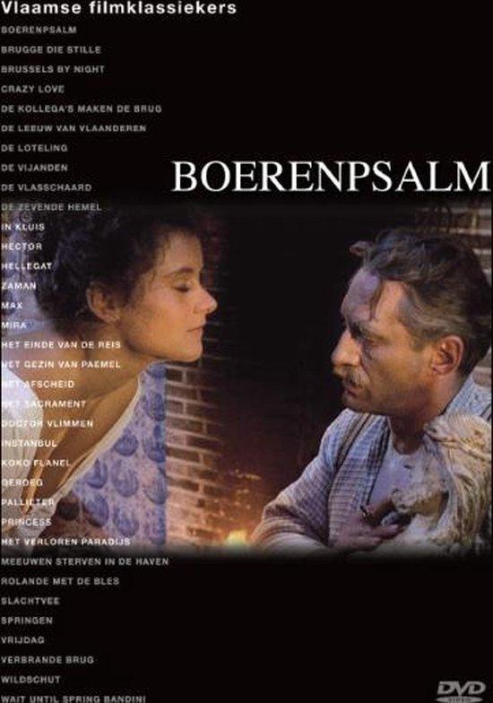 Cover van de film 'Boerenpsalm'