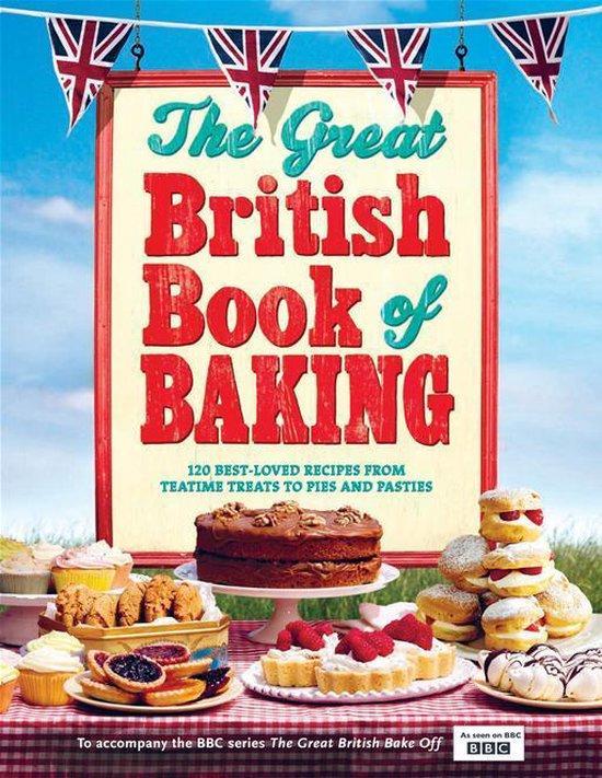 Boek cover The Great British Book of Baking van Linda Collister (Onbekend)