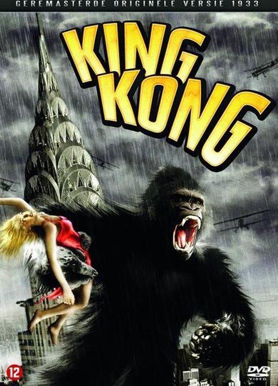 Cover van de film 'King Kong Original'
