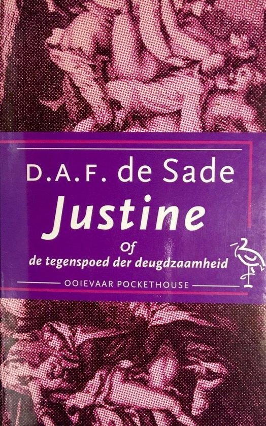 Justine, of de tegenspoed der deugdzaamheid - D.A.F. de Sade |