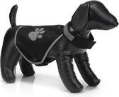 Beeztees Safety Gear Veiligheidsvest - Hond - Zwart - L