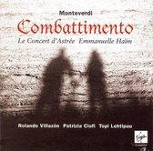 Monteverdi: Il Combatimento Di