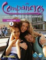 Compañeros - Nederlandse editie (A2) 2 tekstboek + online MP3