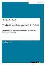 Thukydides und die Jagd nach der Schuld