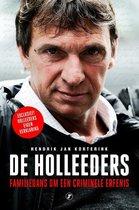 Boek cover De Holleeders van Hendrik Jan Korterink (Paperback)