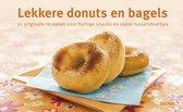 Lekkere donuts en bagels