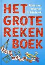 Boek cover Het grote rekenboek overzicht van Marijke van der Mark (Hardcover)