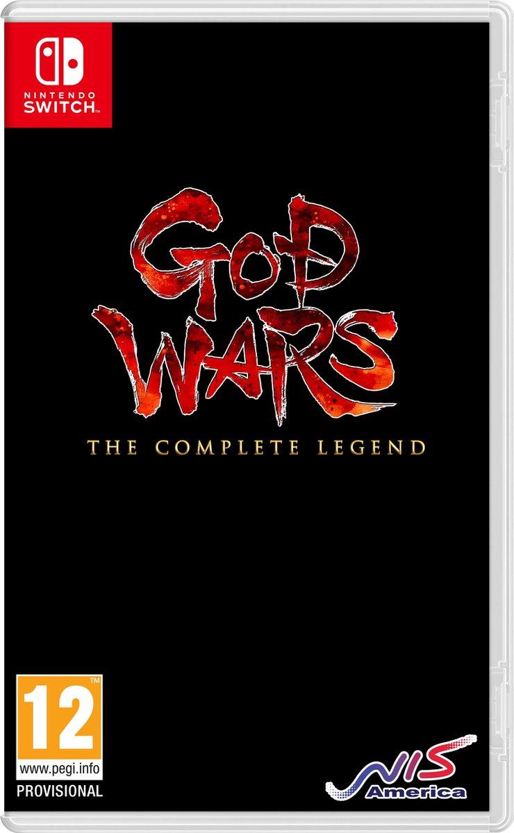 God Wars The Complete Legend - NIS America