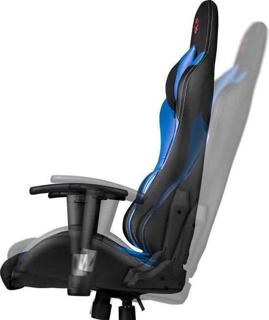 GXT 707 Resto - Gaming Stoel - Ergonomisch - 360° - Zwart/Blauw
