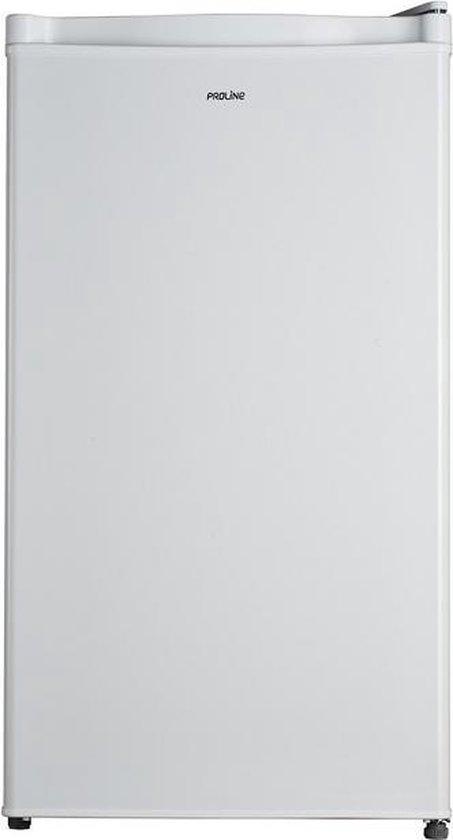 Proline TTR91WH - Smalle Tafelmodel koelkast