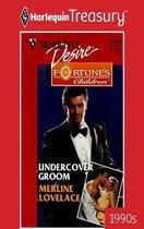 Omslag Undercover Groom