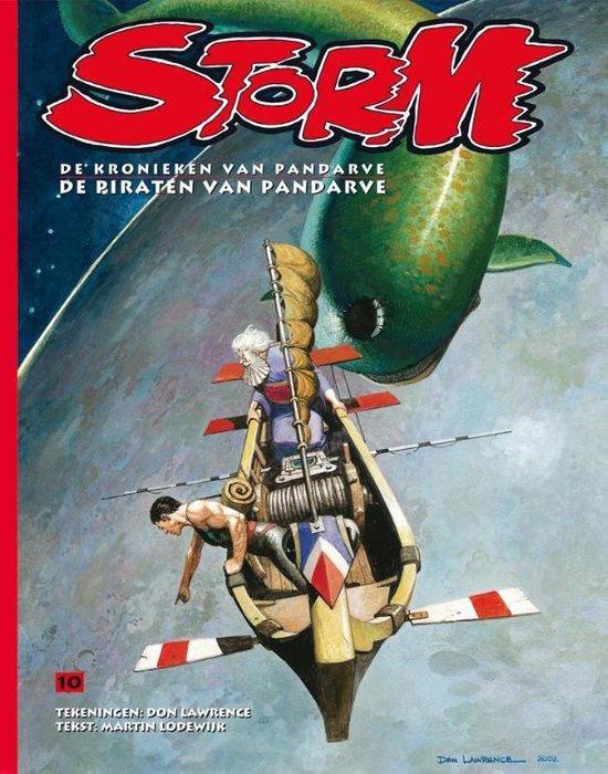 Storm Hc10. de piraten van pandarve - Don Lawrence |