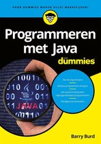 Voor Dummies - Programmeren met Java voor Dummies