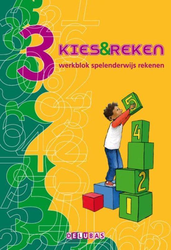 Kies en reken - Kies & reken 3 Werkblok - Marja Mulder pdf epub