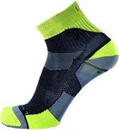 Mico - light weight argento x-static running socks