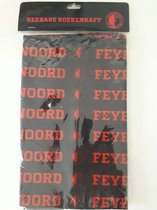 2 rekbare Feyenoord boekenkaften