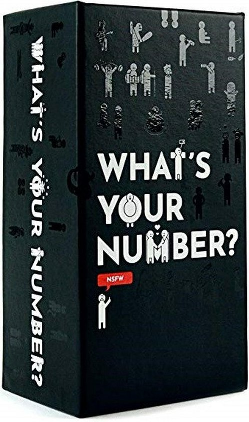 Afbeelding van het spel What's Your Number (Not Safe for Work Edition)