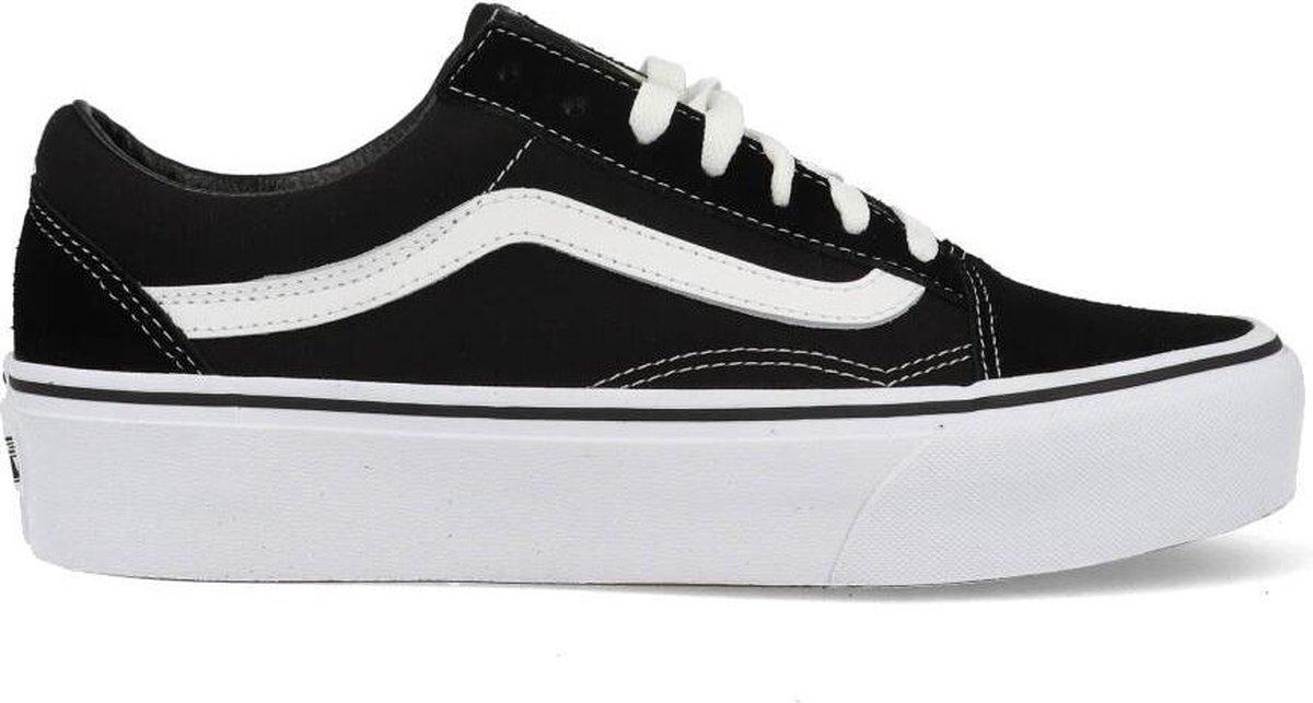 bol.com | Vans Old Skool Sneakers - Unisex - Platform ...
