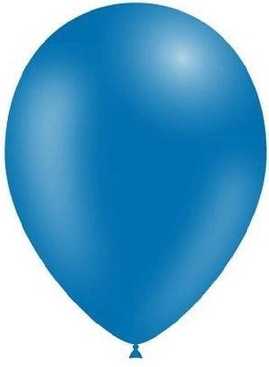 Blauwe Ballonnen - 12 stuks