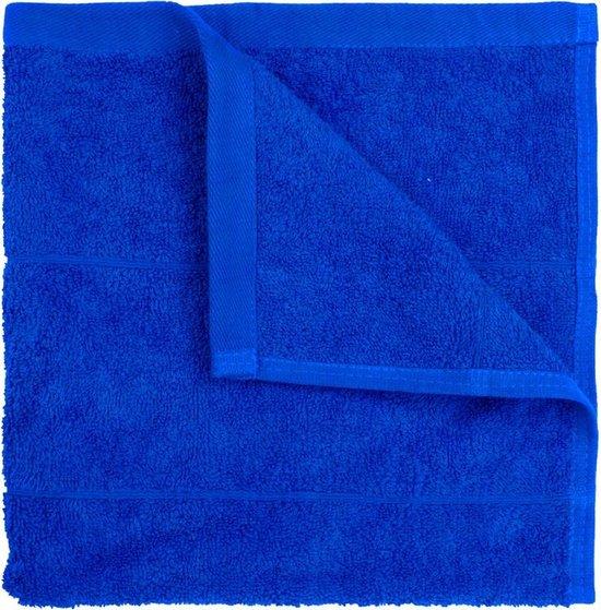The One Keukendoeken Royal Blue 50x50cm 5 stuks