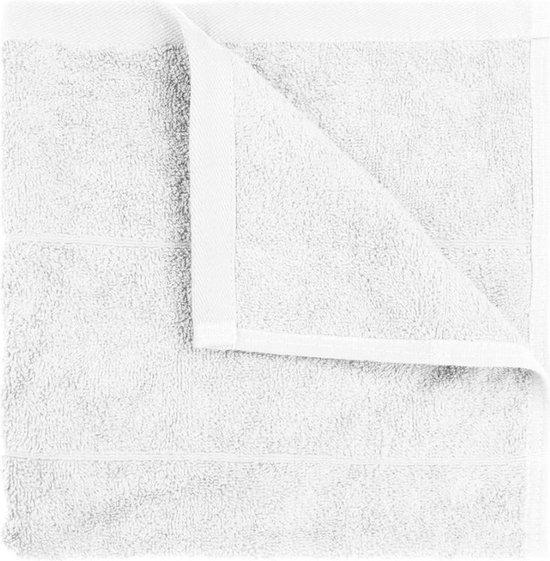 The One Keukendoeken Wit 50x50cm 5 stuks