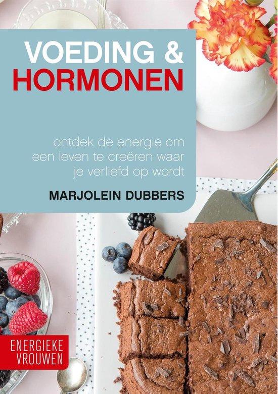 Boek cover Voeding & Hormonen van Marjolein Dubbers (Onbekend)