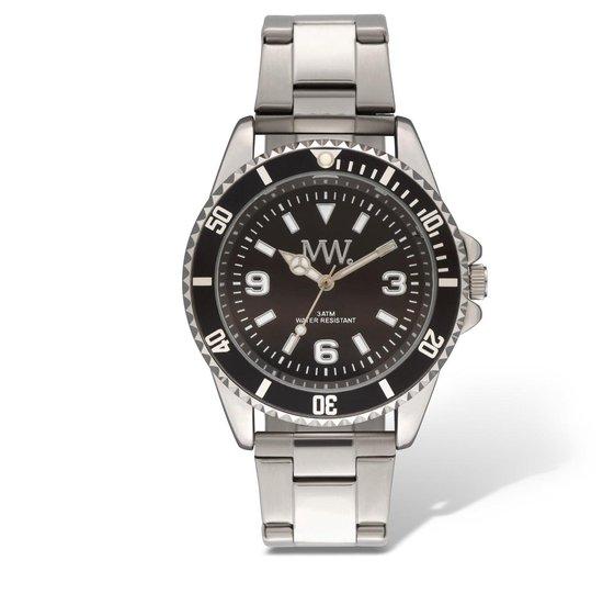 Horloge MW Sports Metal Black