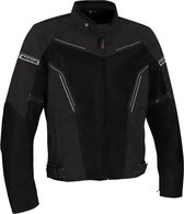 Bering Riko Grey Black Motorcycle Jacket XL