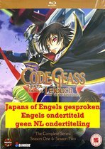 Code Geass: Lelouch of the Rebellion: Complete Series Collection (Episodes 1-50) - Blu-ray