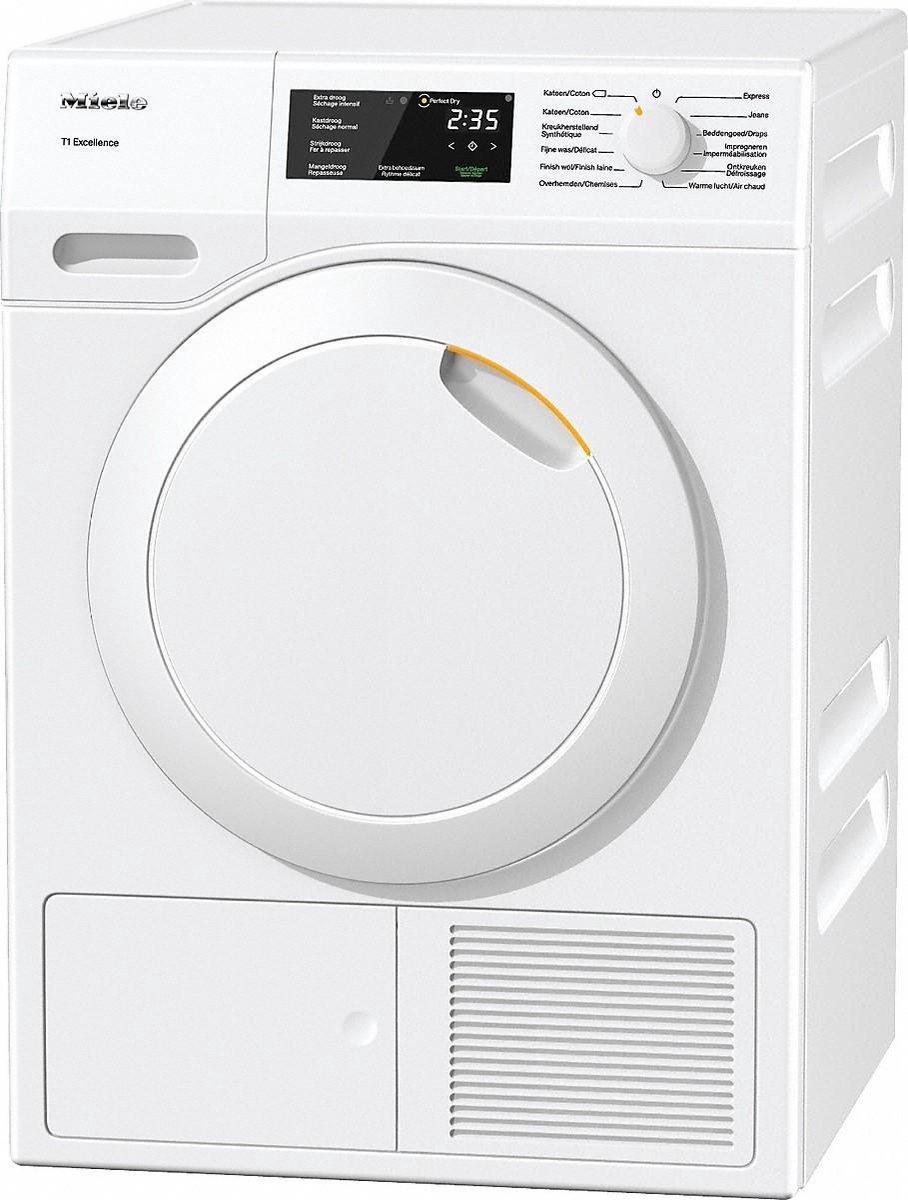 Miele TEB155WP – Warmtepompdroger – NL/FR